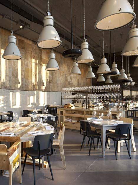 inspiration restaurant design industrial lisa