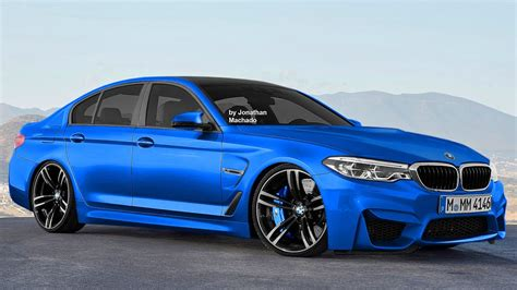 New Bmw 2018 M5 by Of New 2018 Bmw M5 F90 Awd 4 4 Waterinjection