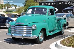 1951 chevrolet model 3100 5 window 1 2 ton