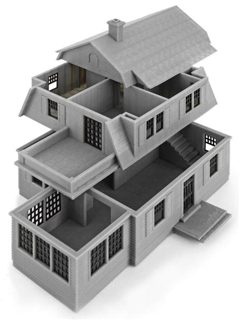 3d printer house 3d printed architectural model of a 3d storey house start making your own 3d