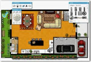 Living Room Floor Planner 免費在線室內設計軟體 Floorplanner 室內設計工程文章 Jun Long Interior
