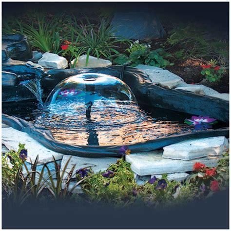 kit laghetto giardino happy pond kit 2 laghetti fontane sicce
