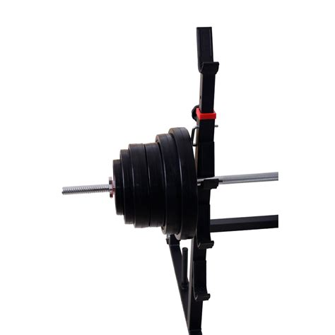 bench press spotter stand bench press stand ms s004 insportline