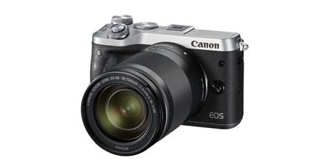 canon release dates canon eos m6 price release date specs confirmed