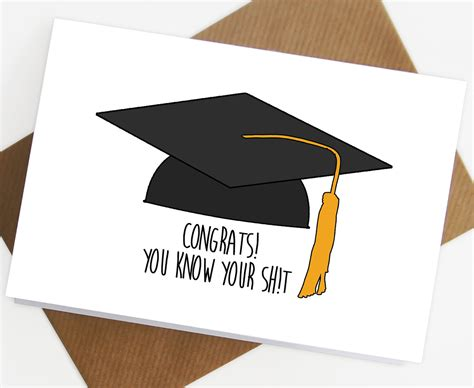 Graduation Gift Card - graduation card congratulations on your graduation by siouxalice