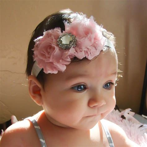 beautiful babies with headbands baby headbands pink baby headband baby headband newborn headband