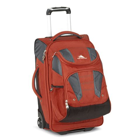 high prime access carry on wheeled backpack ebay