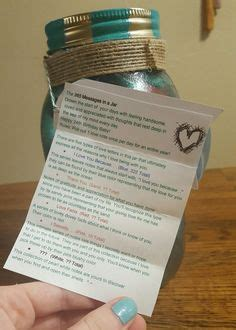 365 Prayers In A Jar Search Pinteres - 365 jar handwritten notes for your friend or loved one