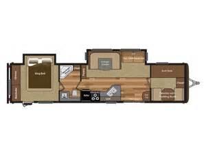 hideout rv floor plans 2015 hideout 38bhds floor plan travel trailer keystone rv