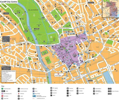 printable map liverpool city centre liverpool city centre map of liverpool city centre in
