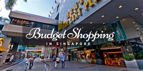new year 2015 singapore shopping best places for budget shopping in singapore