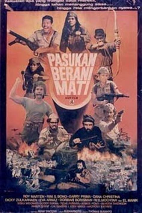 film perjuangan merdeka atau mati putra pribumi film perjuangan pasukan berani mati