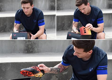 Sepatu 5 11 Boots By Leo Ol Shop adidas reveal limited edition messi 10 10 cleats soccer365