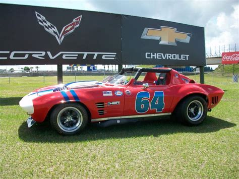 vintage corvette for sale 1964 vintage scca corvette race car for sale