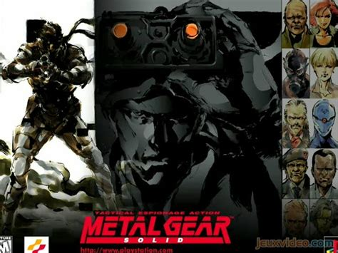 theme solid psp extrait metal gear solid musique th 232 me de mgs