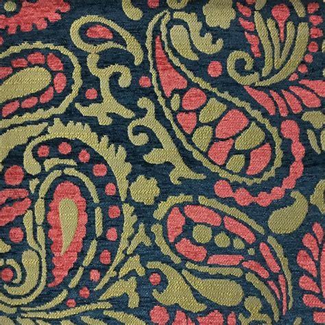 upholstery fabric shops sydney sydney textured chenille fabric modern paisley