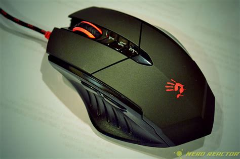 review the a4tech bloody gun3 v7 mouse reactor
