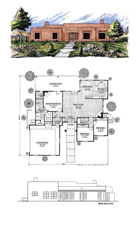pueblo house plans 145 best pueblo style homes images on