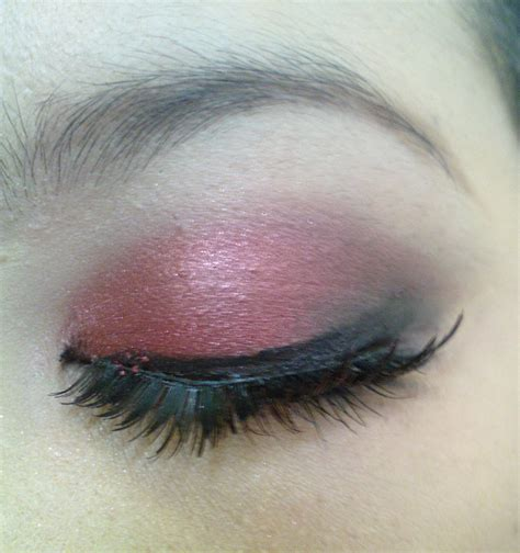 Caring Colours Eye Brow Black phu s world fotd half eye the