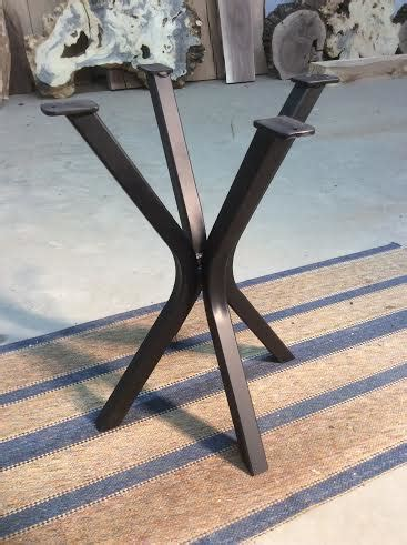 18 inch base ohiowoodlands end base steel accent legs