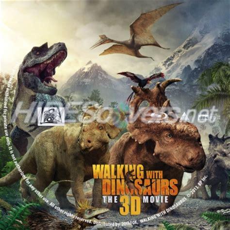 film dinosaurus 3d dvd cover custom dvd covers bluray label movie art blu