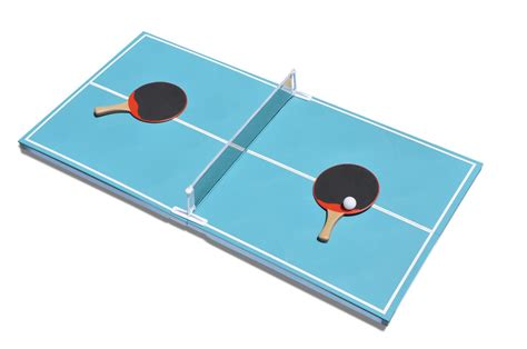 floating ping pong table review
