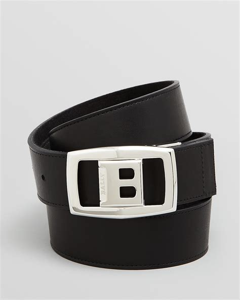 Bag Bally Black Premium Kode 9907 bally baldek buckle reversible fabric belt bloomingdale s