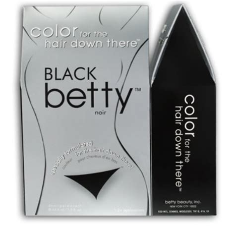 Betty Colour For The Hair There by Black Betty Colour For The Hair There Black