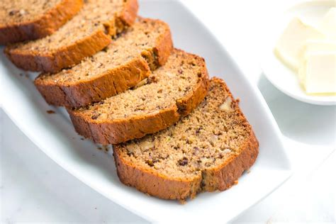 easy banana bread recipe with
