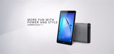 Huawei Tablet Android huawei mediapad t3 android tablet launched with entry level specs the android soul