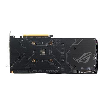 Vga Asus Geforce Rog Strix Gtx1060 6g Gaming 6gb Gddr5 asus nvidia geforce gtx 1060 6gb rog strix gaming ln73682 strix gtx1060 6g gaming scan uk