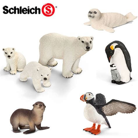 1000 Images About Arctic Animals On Arctic - schleich world of nature arctic antarctic choice of 23