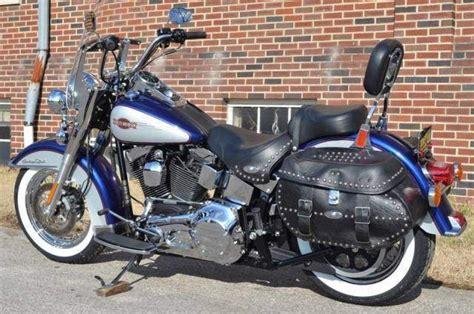 2006 Harley Davidson Heritage Softail by 2006 Harley Davidson Flstc Heritage Softail Classic Moto