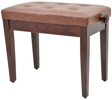 Seat Stool With Storage by Piano Keyboard Bench Stool Seat In Brown With Storage 180