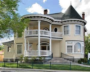 Two Story Townhouse Floor Plans victorian architecture in the united states photo essay
