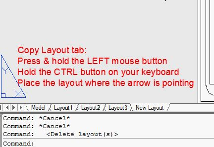 copy layout autocad another file autocad tips helpful tips for everyday users page 36