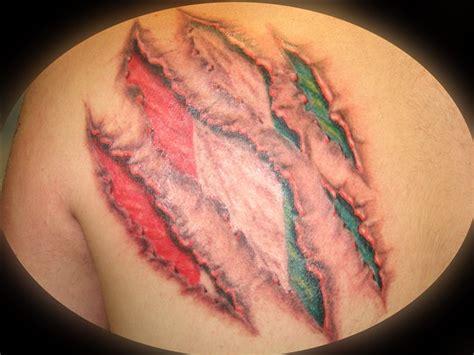 italian rose tattoo marc