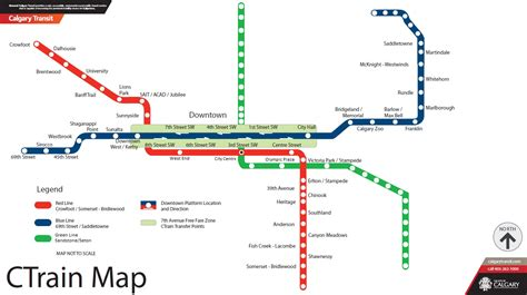 Calgary Search Calgary Transit Maps Images