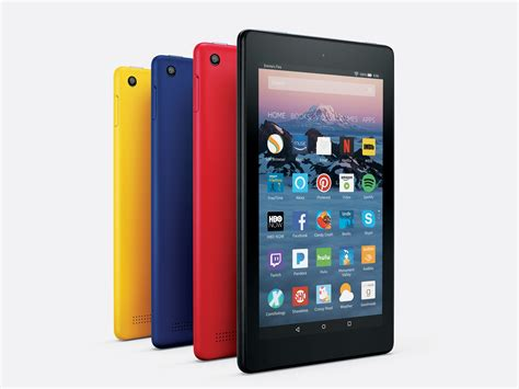 amazon fire review amazon fire 7 2017 wired