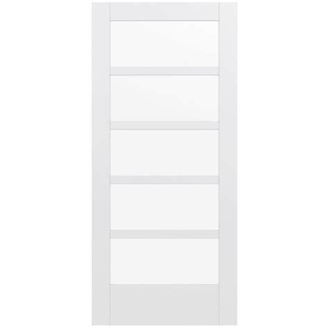 jeld wen 36 in x 80 in moda primed white 6 panel solid jeld wen 36 in x 80 in moda primed pmc1055 solid core