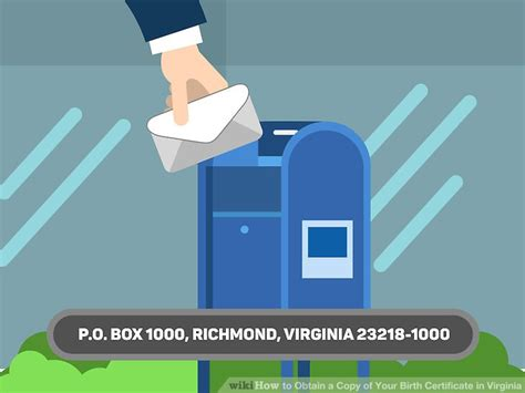 How To Obtain A Copy Of My Criminal Record 4 Ways To Obtain A Copy Of Your Birth Certificate In Virginia