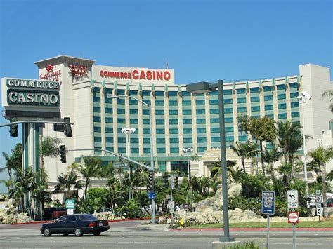 The Garden Casino by Commerce Casino
