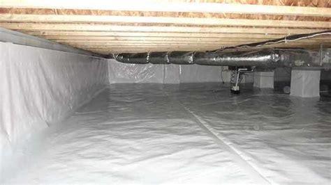 Laurel DE Wet Basement Contractors   Crawl Space