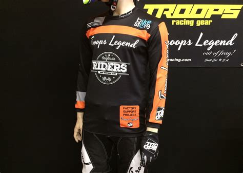 personalised motocross jersey personalised jerseys and graphics benvenuti troops