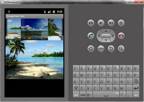 membuat aplikasi android dengan visual basic membuat aplikasi android image switcher view jin toples