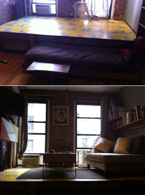 Platform Living Room by Really Stunning Tips On Loft Bed With Desk Nevina Net