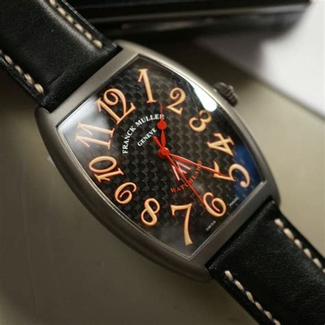 Frank Muller 17 a limited edition franck muller produced exclusively for