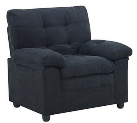 Upholstery Upholstered Microfiber Chair Club Seat With Upholstered Living Room Chair