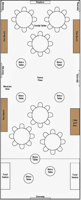 banquet seating layout 24 best tent capacity images on pinterest weddings