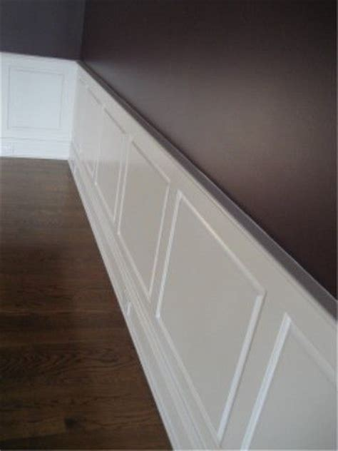 Raised Panel Wall Molding 128 Best Images About Painting Wood Panel On